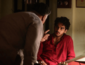 Ishaan Khatter as Maan Kapoor