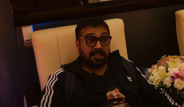 anurag kashyap in AK vs AK on Netflix