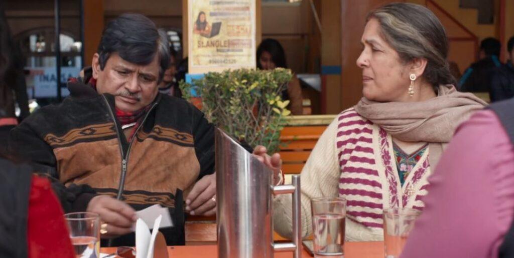 neena gupta and raghubir